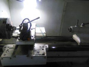 Штатная резцедержка токарного станка ЧПУ