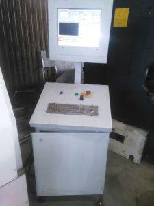 стойка управления токарным ЧПУ станком